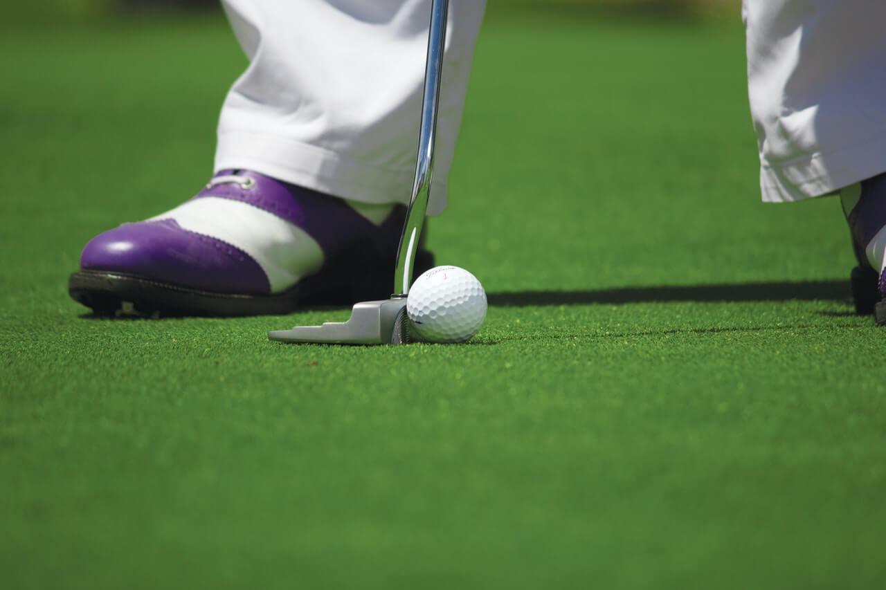 Fisioterapia para golfistas